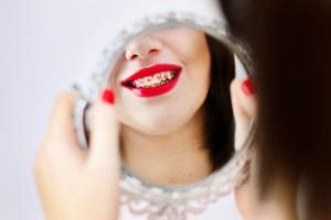 Piękny uśmiech