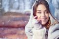 zimowy zestaw kosmetyków